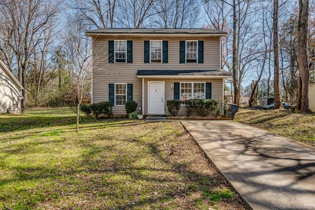 3309 Morning Drive, Charlotte, NC 28208 (#3475172) :: The Ramsey Group