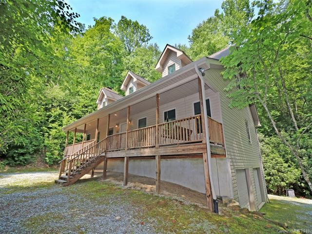 581 Hubbard Hollow Road 76R, 87R, 75R, Rosman, NC 28772 (#3475304) :: Exit Mountain Realty
