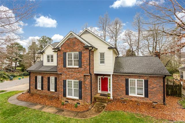 6601 Conifer Circle, Indian Trail, NC 28079 (#3475349) :: Exit Mountain Realty