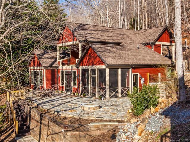 197 Garner Drive, Lake Lure, NC 28746 (#3475367) :: Puffer Properties