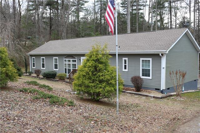27 Pattys Chapel Road, Fletcher, NC 28732 (#3475373) :: DK Professionals Realty Lake Lure Inc.