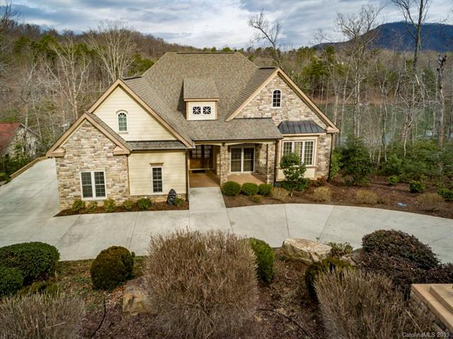 584 Shumont Estates Drive, Lake Lure, NC 28746 (#3475398) :: Washburn Real Estate