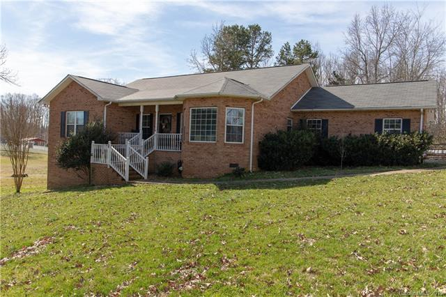 2232 Triplett Road, Mt Ulla, NC 28125 (#3475483) :: Keller Williams South Park