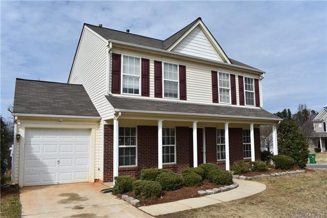 2404 Mulberry Pond Drive, Charlotte, NC 28208 (#3475491) :: Phoenix Realty of the Carolinas, LLC