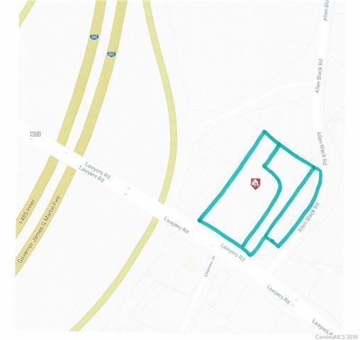 14401 Lawyers Road, Matthews, NC 28104 (#3475495) :: High Performance Real Estate Advisors