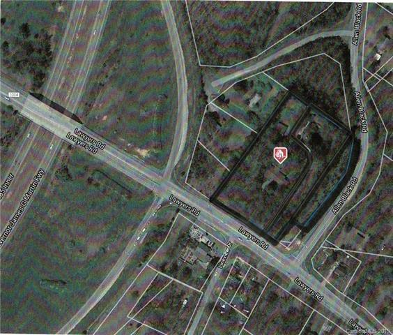 14411 Lawyers Road, Matthews, NC 28104 (#3475496) :: High Performance Real Estate Advisors