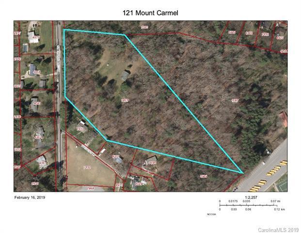 121 Mount Carmel Road, Asheville, NC 28806 (#3475651) :: Puffer Properties