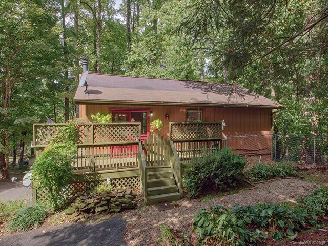 49 Canary Lane, Maggie Valley, NC 28751 (#3475670) :: Keller Williams South Park