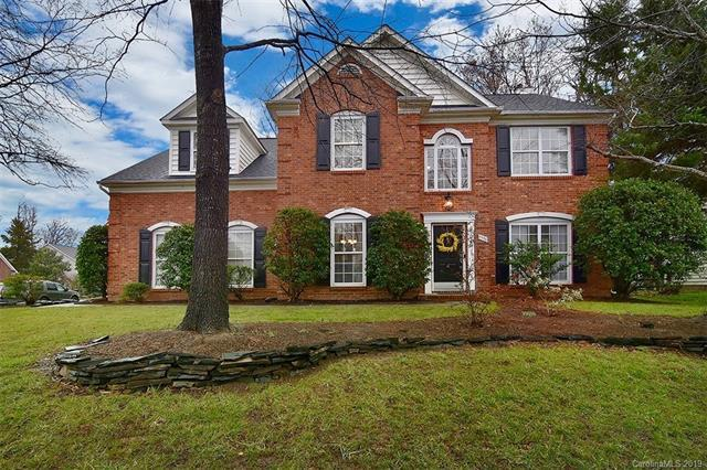 5536 Tullamore Lane, Charlotte, NC 28269 (#3475673) :: Zanthia Hastings Team
