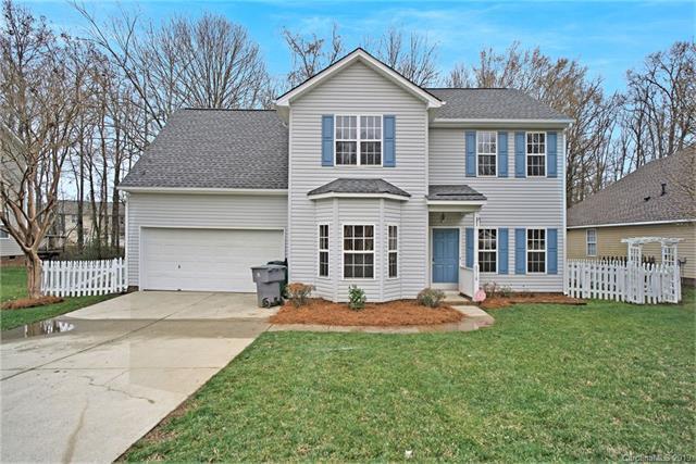 6518 Goldenblush Circle, Charlotte, NC 28269 (#3475695) :: Chantel Ray Real Estate