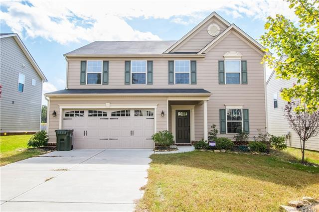 4173 Oconnell Street, Indian Trail, NC 28079 (#3475719) :: LePage Johnson Realty Group, LLC