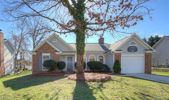 14208 Carriage Lake Drive, Charlotte, NC 28273 (#3475732) :: Stephen Cooley Real Estate Group