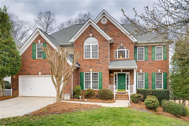 12126 Willingdon Road, Huntersville, NC 28078 (#3475794) :: Odell Realty