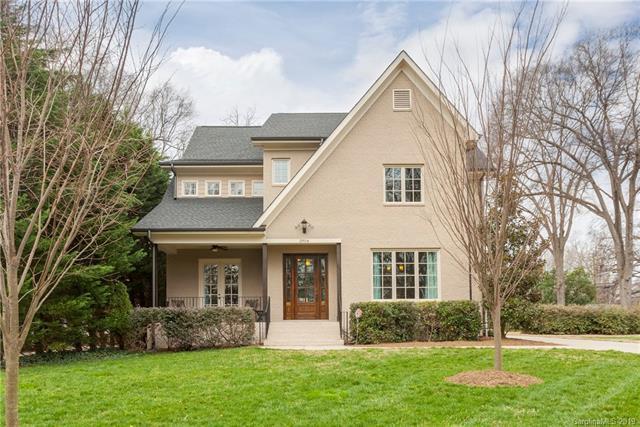 2904 Somerset Drive, Charlotte, NC 28209 (#3475819) :: Scarlett Real Estate