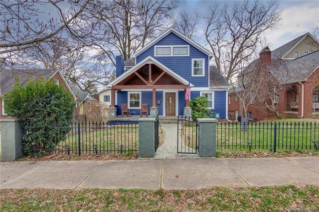 2404 Commonwealth Avenue, Charlotte, NC 28205 (#3476117) :: Rowena Patton's All-Star Powerhouse