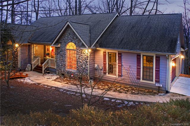 135 Big Rock Lane, Lake Lure, NC 28746 (#3476132) :: Washburn Real Estate