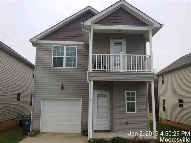 111 High Bluff Circle, Mooresville, NC 28115 (#3476190) :: Chantel Ray Real Estate