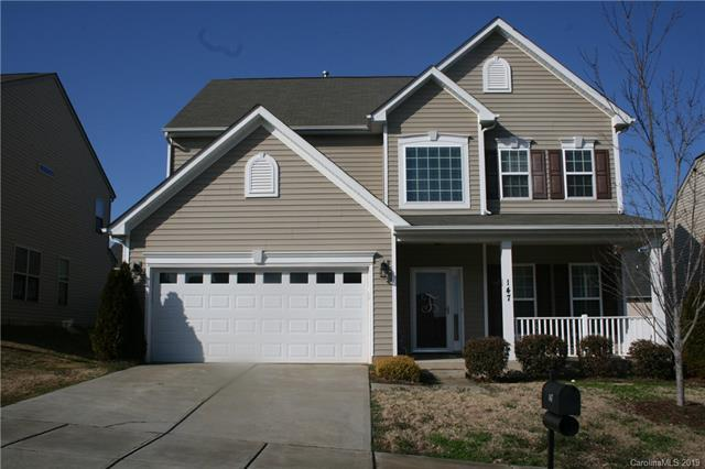 147 Saye Place #509, Mooresville, NC 28115 (#3476300) :: Rinehart Realty