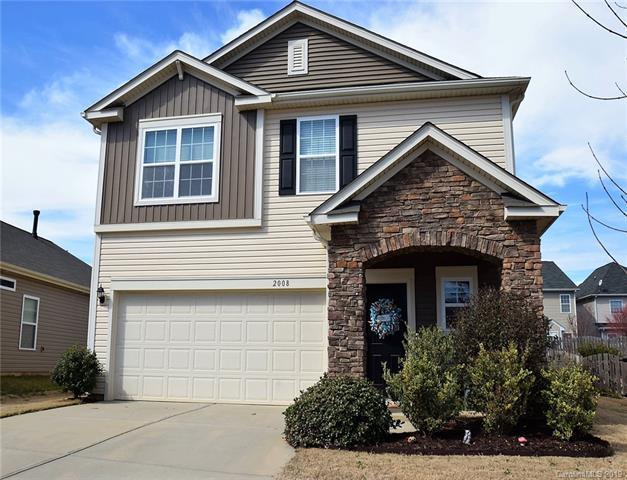 2008 Blue Iris Drive #154, Matthews, NC 28104 (#3476347) :: Cloninger Properties
