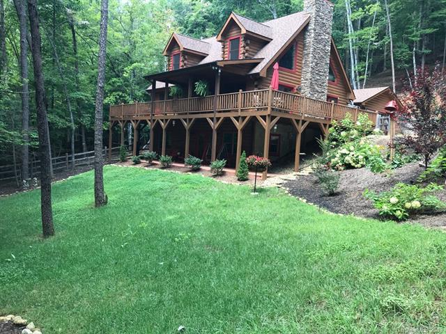 123 Melrose Court, Lake Lure, NC 28746 (#3476377) :: Washburn Real Estate