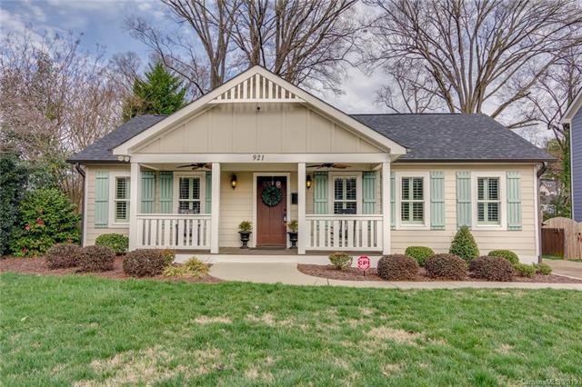 921 Drummond Avenue, Charlotte, NC 28205 (#3476402) :: Phoenix Realty of the Carolinas, LLC
