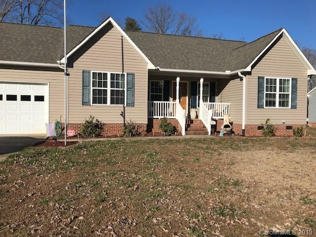 190 Teague Road #5, Salisbury, NC 28146 (#3476429) :: Odell Realty