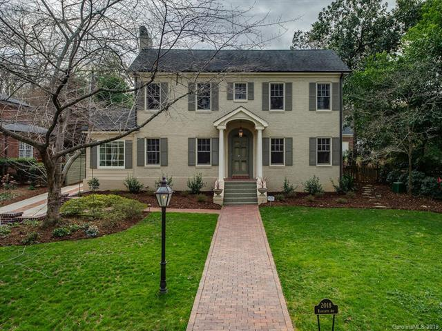 2018 Radcliffe Avenue, Charlotte, NC 28207 (#3476431) :: Roby Realty