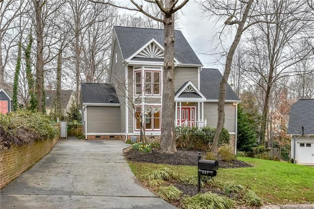 607 Steiner Place #10, Charlotte, NC 28211 (#3476480) :: High Performance Real Estate Advisors