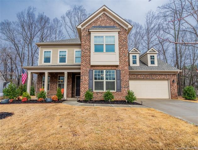 8737 Shadetree Street, Huntersville, NC 28078 (#3476481) :: Keller Williams South Park