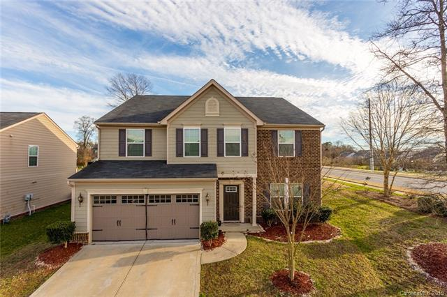 4207 Oconnell Street, Indian Trail, NC 28079 (#3476509) :: The Elite Group
