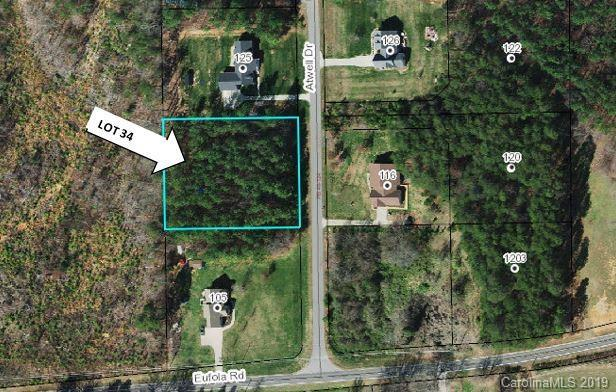 117 Atwell Drive #34, Statesville, NC 28677 (#3476550) :: High Performance Real Estate Advisors