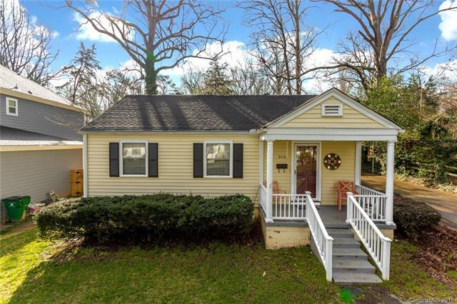 3418 Draper Avenue, Charlotte, NC 28205 (#3476559) :: LePage Johnson Realty Group, LLC