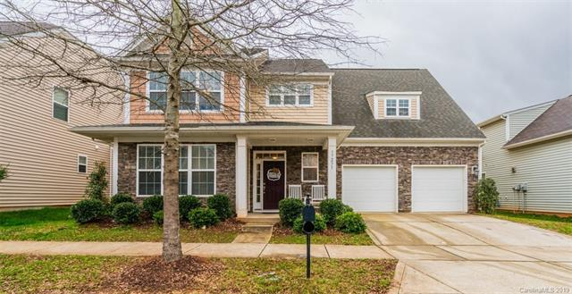 17231 Caldwell Track Drive, Huntersville, NC 28078 (#3476573) :: Keller Williams South Park