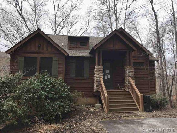 256 Slippery Rock Drive, Tuckasegee, NC 28783 (#3476684) :: Homes Charlotte