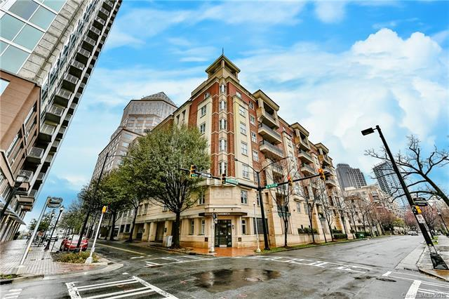 542 Church Street, Charlotte, NC 28202 (#3476705) :: High Performance Real Estate Advisors