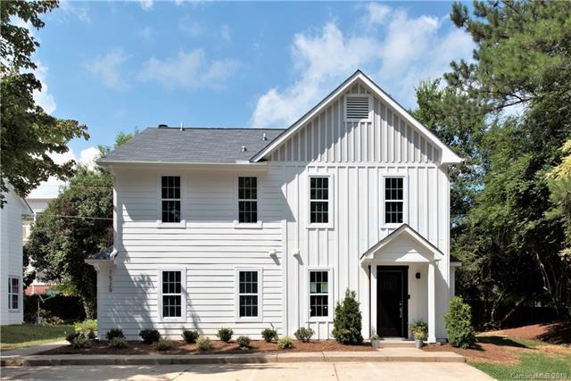 1515 Briar Creek Road 8A, Charlotte, NC 28205 (#3476733) :: The Ann Rudd Group