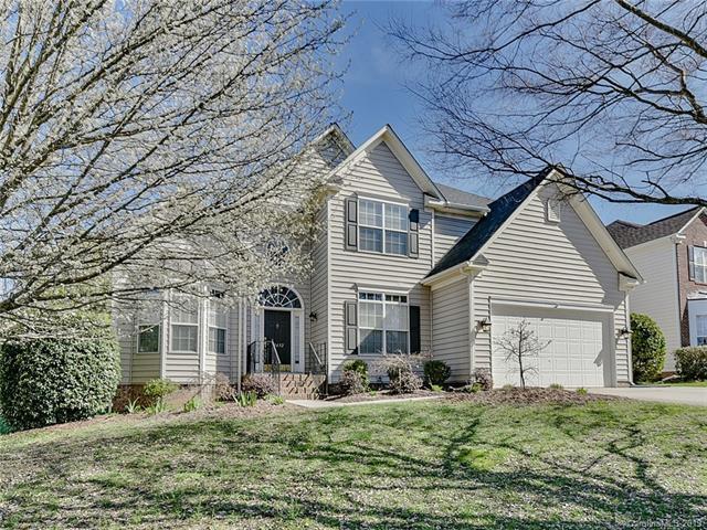 15432 Saxon Trace Court #56, Huntersville, NC 28078 (#3476780) :: LePage Johnson Realty Group, LLC