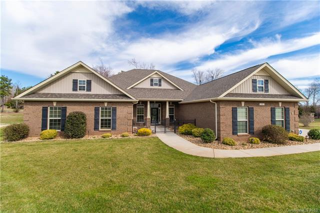 151 Mills Plantation Circle, Troutman, NC 28166 (#3476807) :: Odell Realty