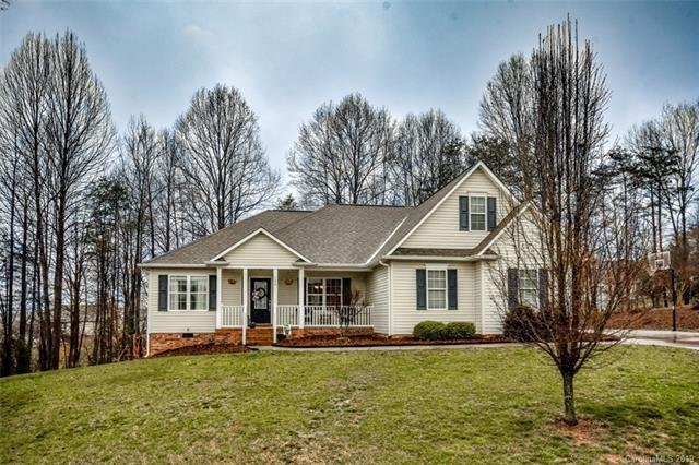 126 Sundance Circle, Statesville, NC 28625 (#3476830) :: Mossy Oak Properties Land and Luxury