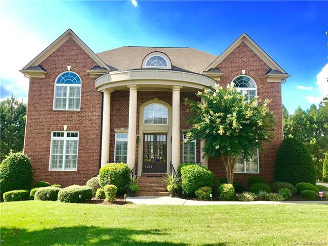 7224 Harcourt Crossing, Indian Land, SC 29707 (#3476844) :: Homes Charlotte