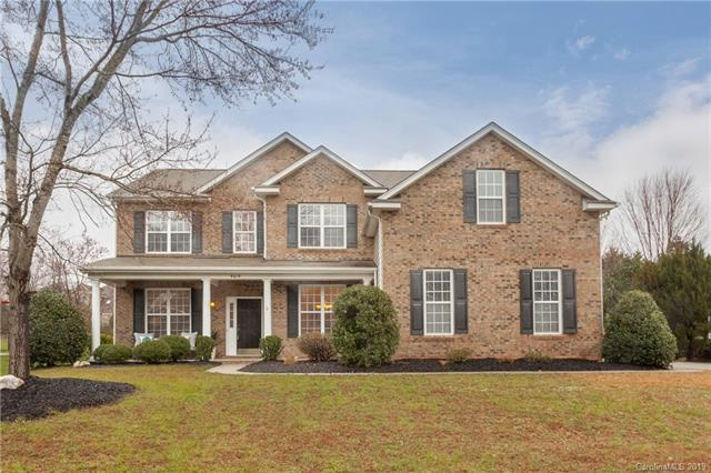 9619 Belloak Lane, Waxhaw, NC 28173 (#3476864) :: Mossy Oak Properties Land and Luxury