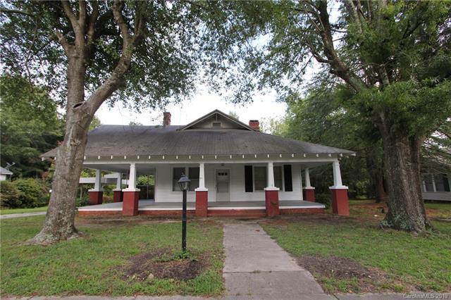411 Leak Avenue, Wadesboro, NC 28170 (#3476886) :: Keller Williams South Park