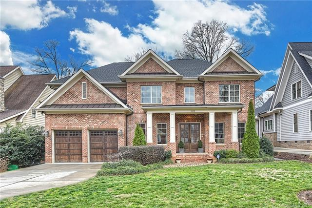 1516 Lynway Drive, Charlotte, NC 28203 (#3476935) :: Roby Realty