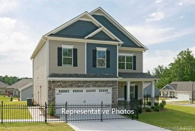 104 Stowe Creek Lane, Mount Holly, NC 28120 (#3476964) :: Odell Realty