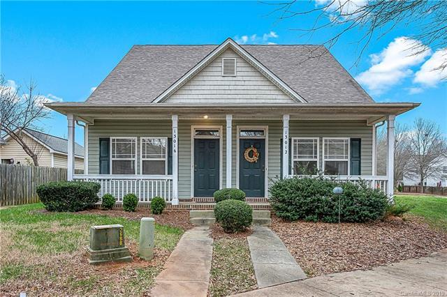 13016 Meadowmere Road, Huntersville, NC 28078 (#3477075) :: Odell Realty