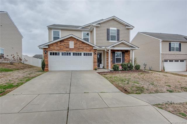 1040 Sweetgum Street #323, Gastonia, NC 28054 (#3477112) :: Jaxson Team | Keller Williams