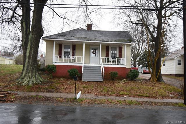 521 W 8th Street, Kannapolis, NC 28081 (#3477215) :: Odell Realty