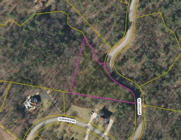 0 Brittany Drive #40, Lenoir, NC 28645 (#3477239) :: Roby Realty