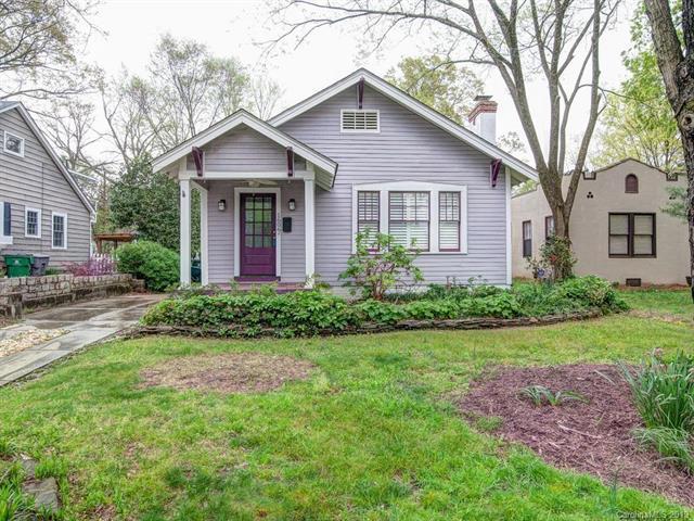 1606 Thomas Avenue, Charlotte, NC 28205 (#3477348) :: Homes Charlotte