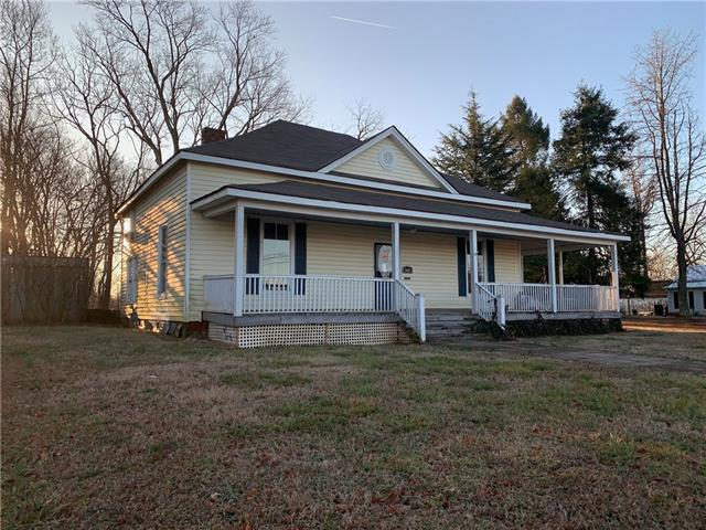 1603 N College Avenue, Newton, NC 28658 (#3477470) :: Cloninger Properties